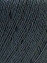 Contenido de fibra 50% Ropa, 50% Viscosa, Brand Ice Yarns, Dark Grey, Yarn Thickness 2 Fine  Sport, Baby, fnt2-27256