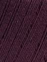 Fiber Content 50% Viscose, 50% Linen, Maroon, Brand Ice Yarns, Yarn Thickness 2 Fine Sport, Baby, fnt2-27265