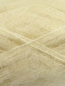 Fiber Content 70% Mohair, 30% Acrylic, Brand Ice Yarns, Cream, Yarn Thickness 3 Light  DK, Light, Worsted, fnt2-35047