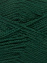Fiber Content 100% Virgin Wool, Brand Ice Yarns, Dark Green, Yarn Thickness 3 Light  DK, Light, Worsted, fnt2-42312