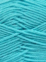 Fiber Content 50% Polyamide, 50% Acrylic, Light Turquoise, Brand Ice Yarns, Yarn Thickness 3 Light DK, Light, Worsted, fnt2-42384