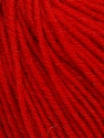 SUPERWASH MERINO is a worsted weight 100% superwash merino yarn available in 47 beautiful colors. Marvelous hand, perfect stitch definition, and a soft-but-sturdy finished fabric. Projects knit and crocheted in SUPERWASH MERINO are machine washable! Lay flat to dry. Fiber Content 100% Superwash Merino Wool, Tomato Red, Brand Ice Yarns, Yarn Thickness 4 Medium  Worsted, Afghan, Aran, fnt2-42467