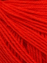 SUPERWASH WOOL is a DK weight 100% superwash wool yarn. Perfect stitch definition, and a soft-but-sturdy finished fabric. Projects knit and crocheted in SUPERWASH WOOL are machine washable! Lay flat to dry. Fiber Content 100% Superwash Wool, Tomato Red, Brand Ice Yarns, Yarn Thickness 3 Light  DK, Light, Worsted, fnt2-42939