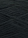 Fiber Content 70% Dralon, 30% Alpaca, Brand Ice Yarns, Black, Yarn Thickness 4 Medium Worsted, Afghan, Aran, fnt2-44925