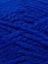SuperBulky  Fiber Content 60% Acrylic, 30% Alpaca, 10% Wool, Royal Blue, Brand Ice Yarns, Yarn Thickness 6 SuperBulky  Bulky, Roving, fnt2-45162