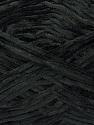 Fiber Content 100% Polyester, Brand Ice Yarns, Black, Yarn Thickness 1 SuperFine  Sock, Fingering, Baby, fnt2-45295