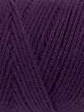 Items made with this yarn are machine washable & dryable. Fiber Content 100% Dralon Acrylic, Purple, Brand Ice Yarns, Yarn Thickness 4 Medium  Worsted, Afghan, Aran, fnt2-47195