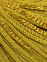 Fiber Content 79% Cotton, 21% Viscose, Olive Green, Brand Ice Yarns, Yarn Thickness 3 Light  DK, Light, Worsted, fnt2-48338