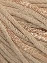 Fiber Content 79% Cotton, 21% Viscose, Brand Ice Yarns, Beige, Yarn Thickness 3 Light  DK, Light, Worsted, fnt2-48340