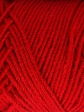 Items made with this yarn are machine washable & dryable. Fiber Content 100% Dralon Acrylic, Red, Brand Ice Yarns, Yarn Thickness 4 Medium  Worsted, Afghan, Aran, fnt2-48601